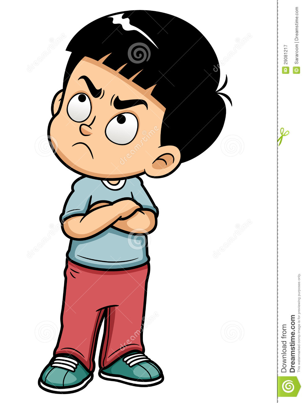 Clip Art Angry Clip Art angry boy clipart kid sad panda free images