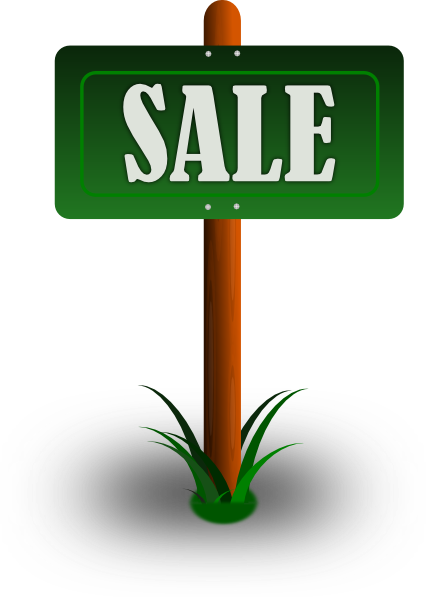Sale Sign Clip Art At Clker Com   Vector Clip Art Online Royalty Free