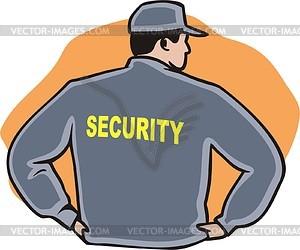 Clip Art Security Clipart security clipart kid guard vector clip art