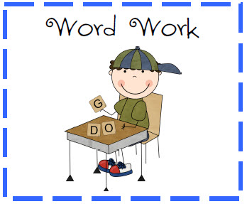 Word Work Daily 5   Clipart Panda   Free Clipart Images