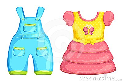Clip Art Girl Outfit Clipart - Clipart Kid