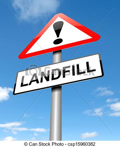 Landfill Clipart Can Stock Photo Csp15960382 Jpg