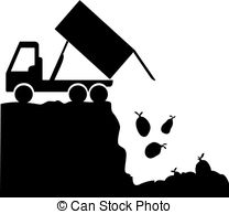 Landfill Illustrations And Clipart