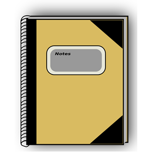 Notebook Clipart Cliparts Of Notebook Free Download  Wmf Eps Emf