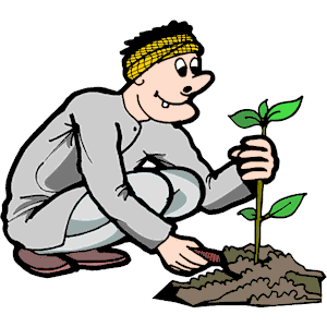 Planting Tree 3 Clipart Cliparts Of Planting Tree 3 Free Download