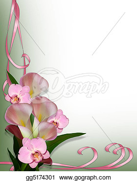 Border Frame Or Background With Copy Space  Clipart Drawing Gg5174301
