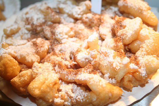 Funnel Cake Images Are Fair Fare Taken At The Arkansas Benton Country