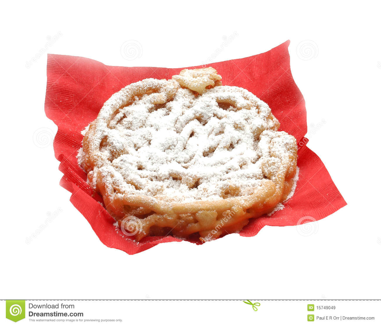 Funnel Cake Royalty Free Stock Images   Image  15749049