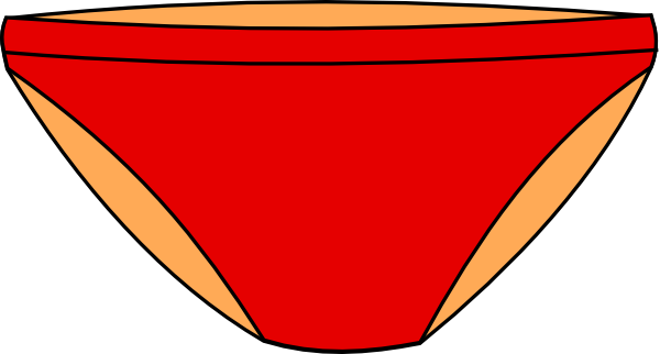 underwear clipart images - photo #26