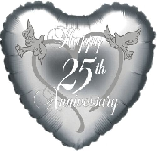 25th Wedding Anniversary1 300x288 25th Wedding Anniversary