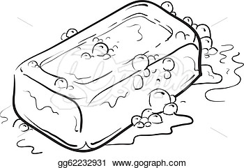 Bar Of Soap Sketch