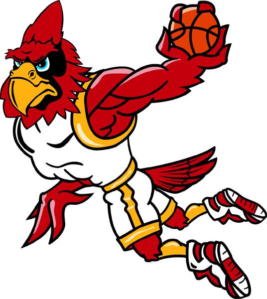 Cardinal Basketball Logo Cardinal Basketball Player #eLXrtq ...
