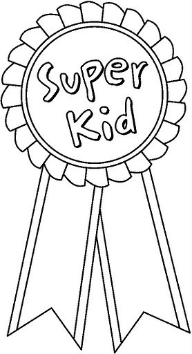 Coloring Pages   Ribbon Coloring Pages