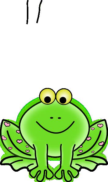 Frog 4 Clip Art