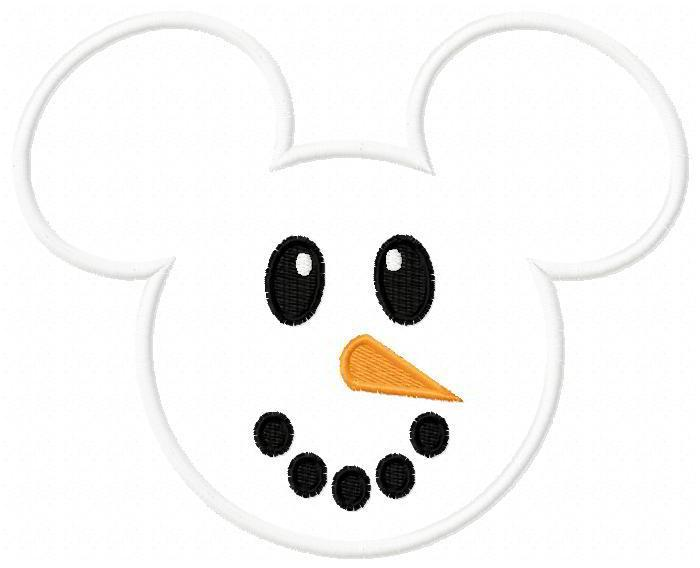 Mickey mouse snowman clipart suggest
