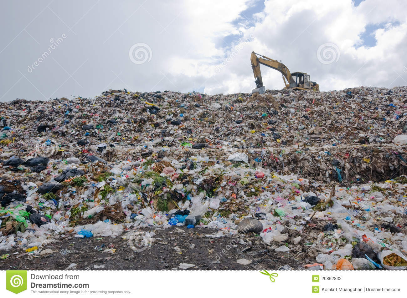 Garbage Pile Clipart Garbage Heap Stock Photography