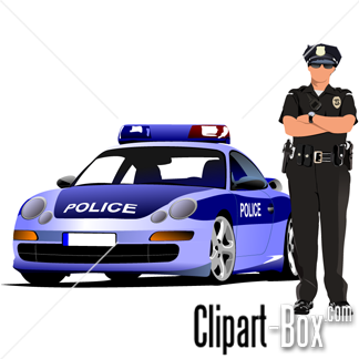 Related Policeman Car Cliparts