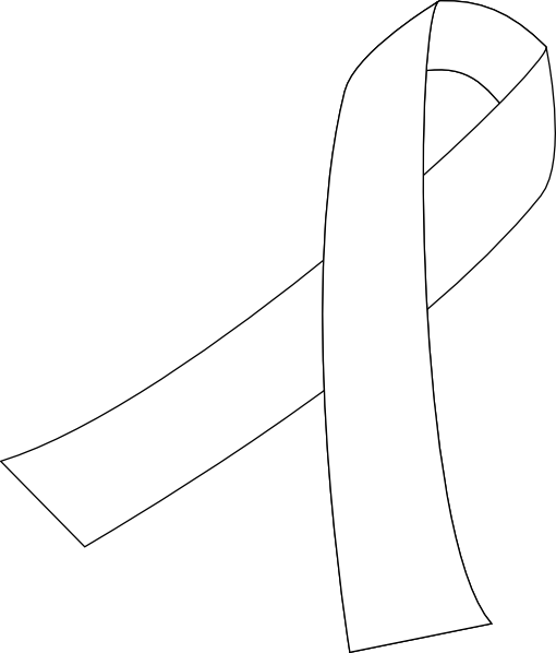 Ribbon For Cancer Clip Art   Vector Clip Art Online Royalty Free
