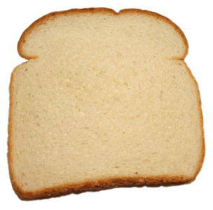 Slice Of Bread Clipart - Clipart Suggest