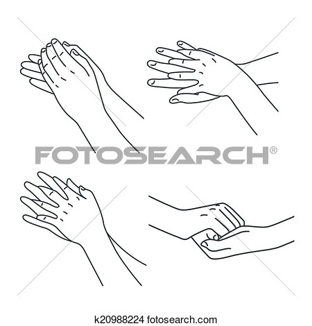 Hand Hygiene Clipart Hand Hygiene And Cleaning Of