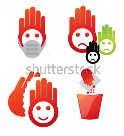 Hand Hygiene Logo Clipart   Free Clip Art Images
