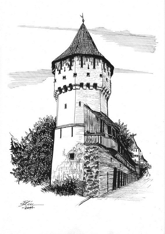 Medieval Tower Clipart Clipart Suggest