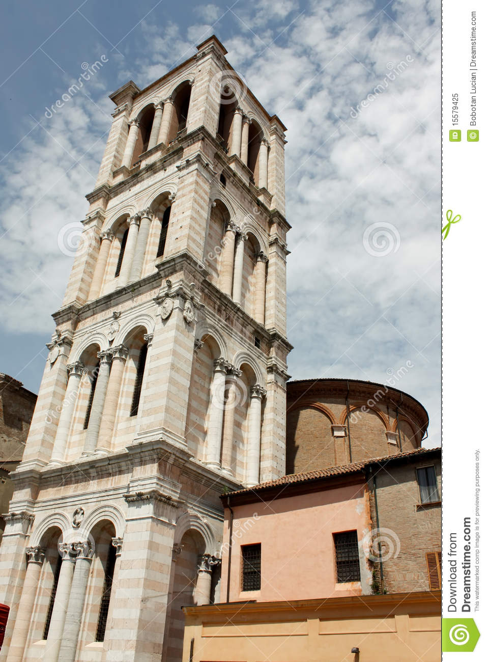 Medieval Tower Royalty Free Stock Photo   Image  15579425