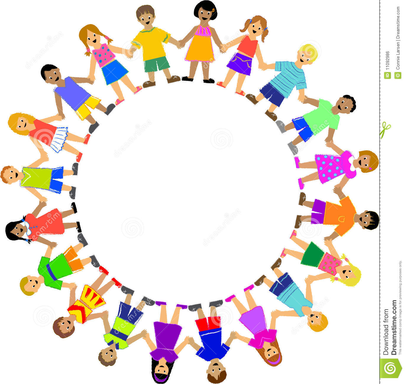 Related Image With People Circle Holding Hands Clip Art