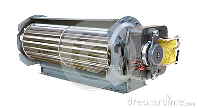 Air Blower With Small Motor Royalty Free Stock Photo   Image  26894675