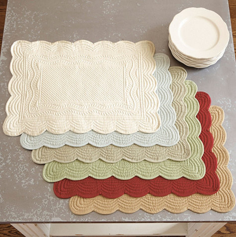 All Products   Kitchen   Tabletop   Kitchen   Table Linens   Placemats
