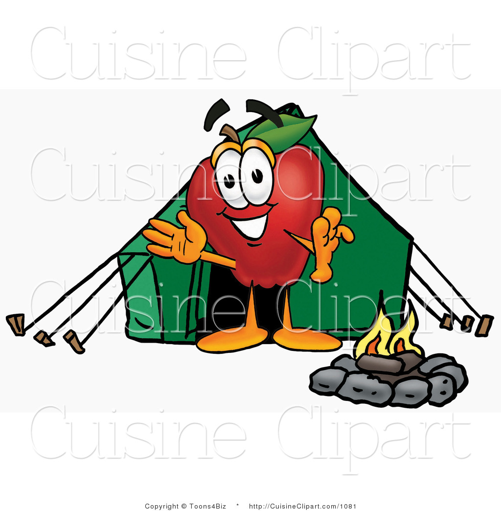 Cuisine Clipart Of A Green Jalapeno Chili Pepper Pictures