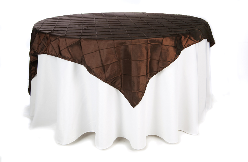 Pintuck Table Cloth Table Linen Wedding Table Cover   China Table