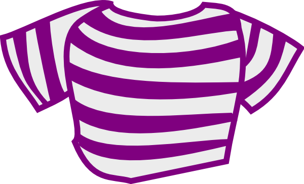 purple t shirt clip art - photo #23