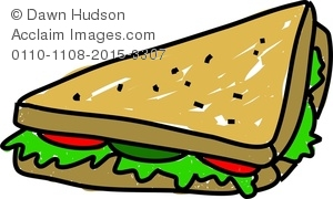Sub Sandwich Drawing Clipart Panda Free Clipart Images #OWjLLP ...