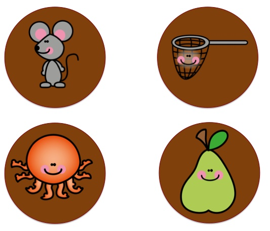 And   Cute Coconuts For Beginning Sounds  The Clipart Is From Graphics