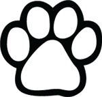 Clip Art Free Paw Print Clip Art bear paw print clipart kid line clip art panda free images