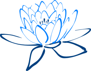 Light Blue Rose Clipart - Clipart Kid