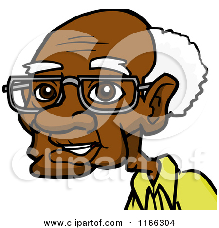 Black Man Cartoon Clipart - Clipart Kid