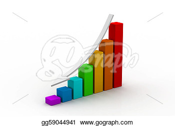 Graph Showing Decrease In Profits   Clipart Drawing Gg59044941