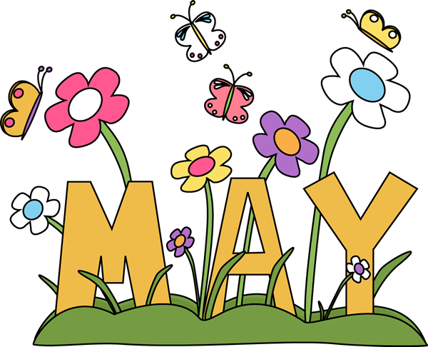 Month Of May Flowers Png