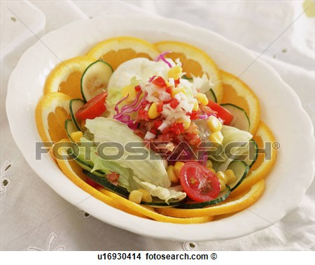 Stock Photo   Food Vegetables Plate Bowl Begetables Salad Cuisine
