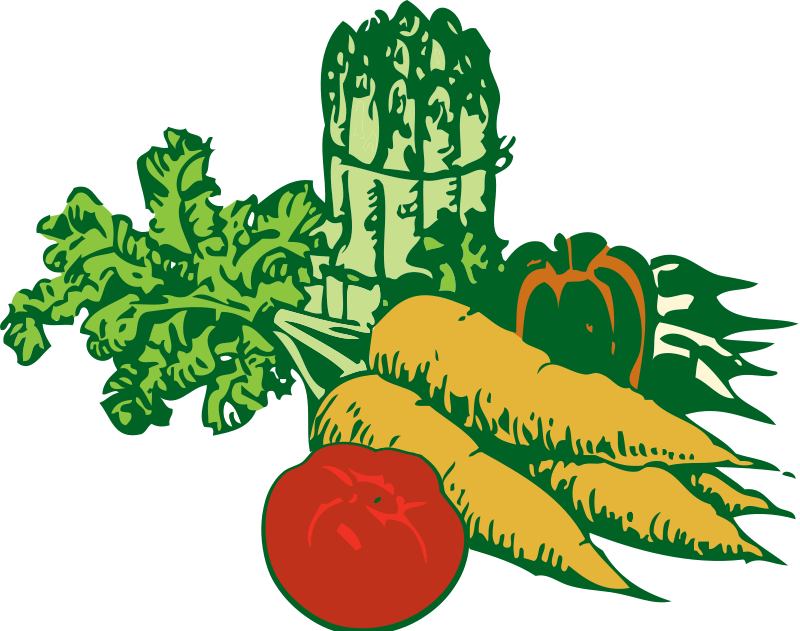 Vegetables Food Clipart Pictures Royalty Free   Clipart Pictures Org