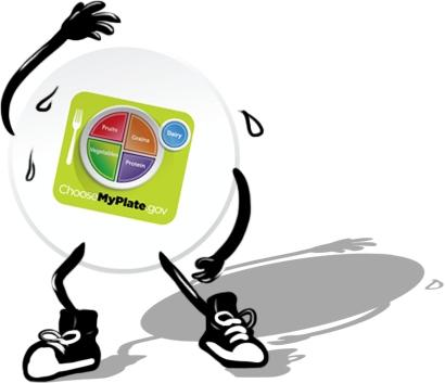 View Myplate04 Jpg Clipart   Free Nutrition And Healthy Food Clipart