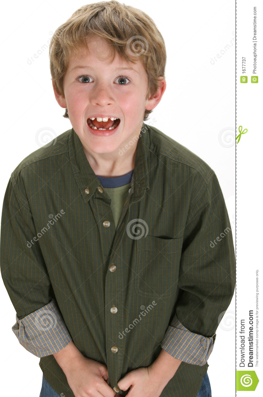 8 Year Old Boy Clipart