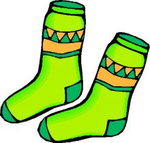 Image result for free clipart socks