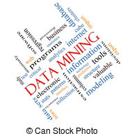 Data Mining Word Cloud Concept Angled   Data Mining Word