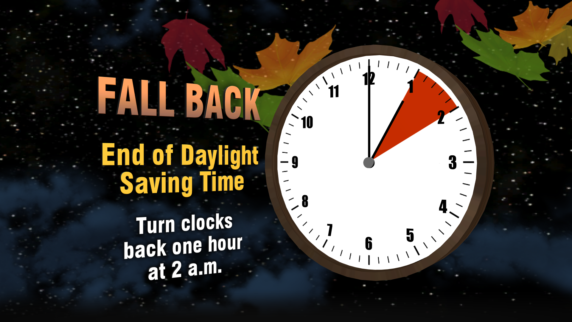 Fall Back Clock Clipart Clipart Suggest