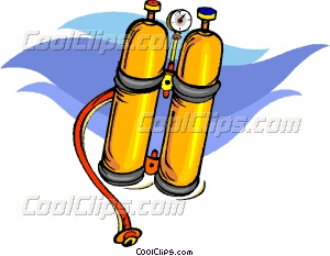 Scuba Diving Tank Clipart Scuba Tanks
