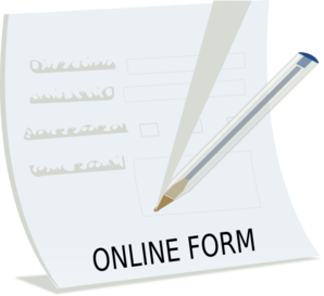 Application Form Clipart Exception Request Form Clip