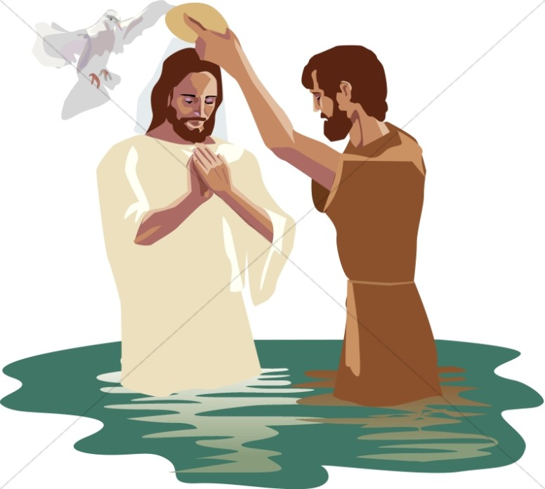 Baptism Of The Lord Images
